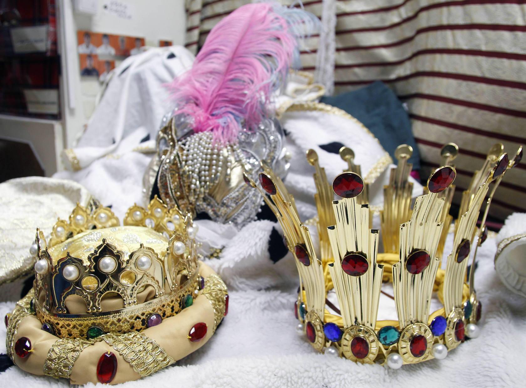 Irene Cruz >> Trajes para la cabalgata de los Reyes Magos de Valencia - LasProvincias.es. Foto 15 de 19