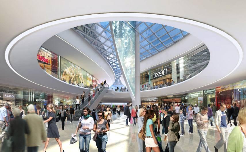 As ser el centro comercial 39 oceanic 39 que se construir - La nueva fe de valencia ...