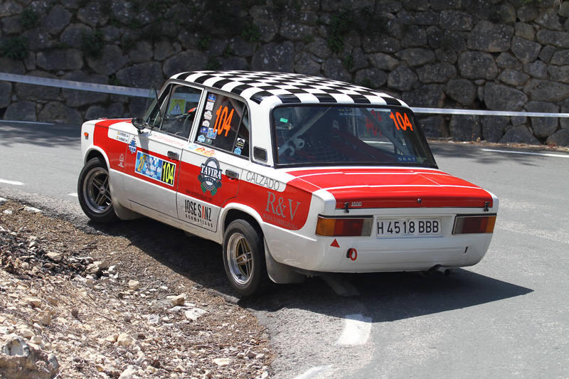 27 Rally Ciutat d'Alcoi