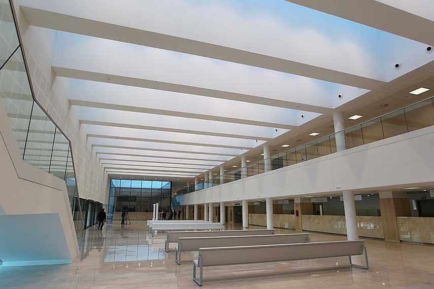 El nuevo hospital la fe por dentro - Hospital nueva fe valencia ...