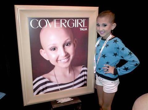 Fallece la niña con cáncer que se hizo famosa por sus consejos de belleza