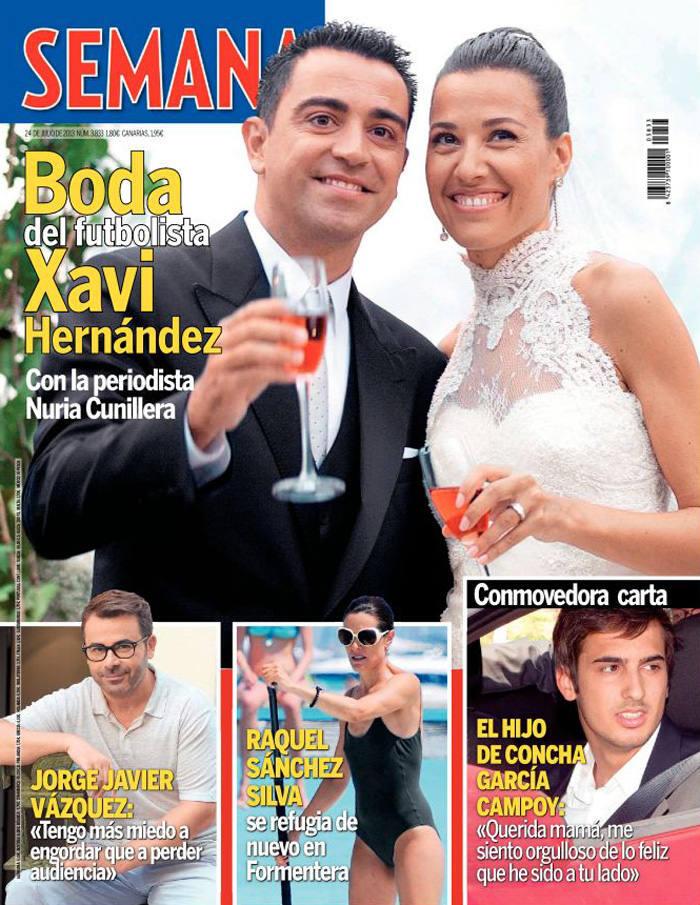 Las revistas de la semana (17/07/2013)