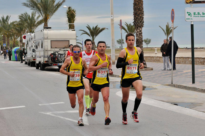 Medio marat&oacute;n de Puerto de Sagunto