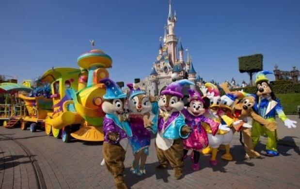 Disfruta de Disneyland Paris 2 ó 4 noches
