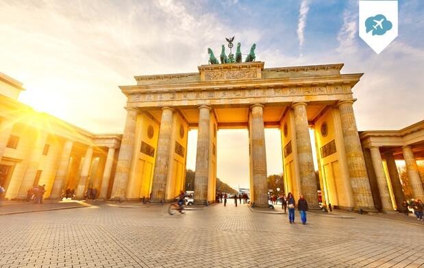 Viaje de 5 días a Europa por 325€