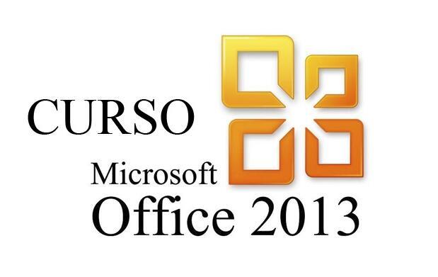 Curso Microsoft Office 2013 por solo 29€