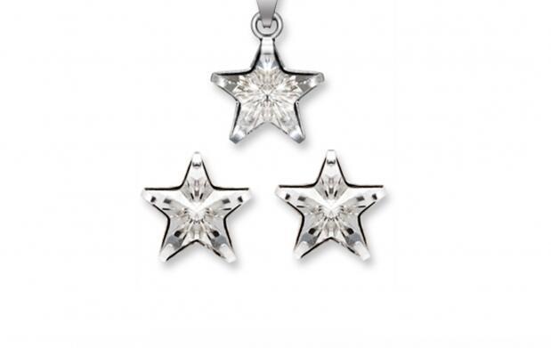 Conjunto Estrella with Swarovski elements