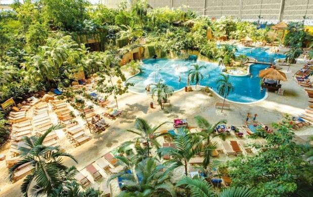 Berlín, 3 ó 4 días +Tropical Islands 129€
