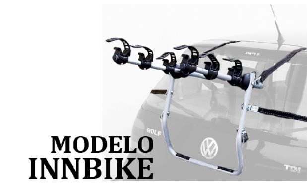 Soporte de bicicletas para coche