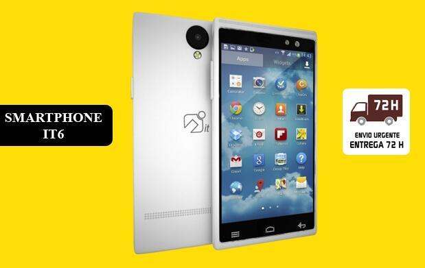Smartphone IT5S, IT5 y IT6