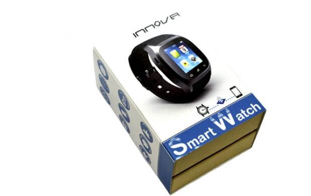 Smartwatch manos libres azul o negro