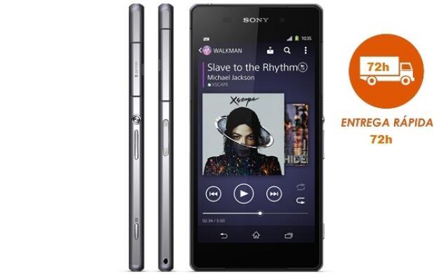 Sony Xperia™ Z2 negro