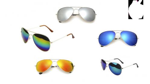 Pack de 5 Gafas Sol + Funda Regalo