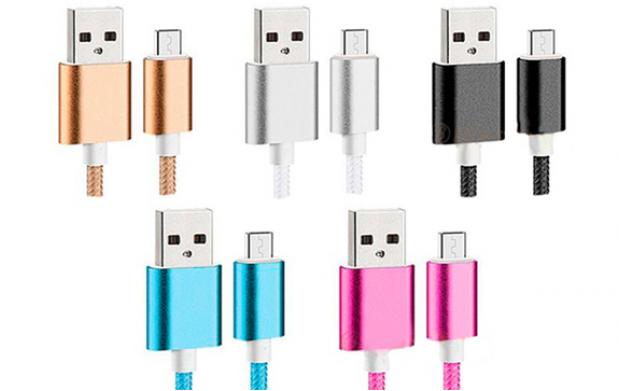 Cable universal de carga IOS & Android