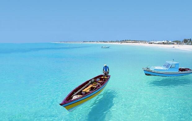 Cabo Verde 9 Días en Hotel 5*