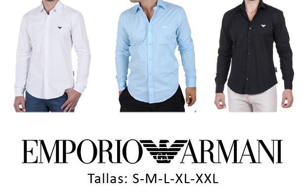 Camisa de hombre Emporio Armani