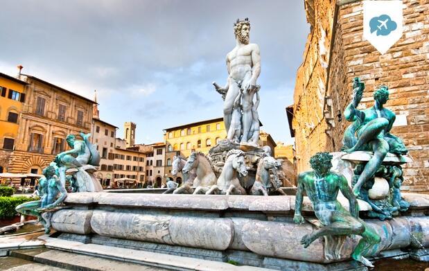 Viaje de 7 días a Venecia y Florencia