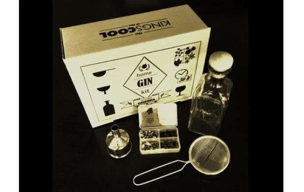 Kit de Ginebra 'Home Gin Kit'
