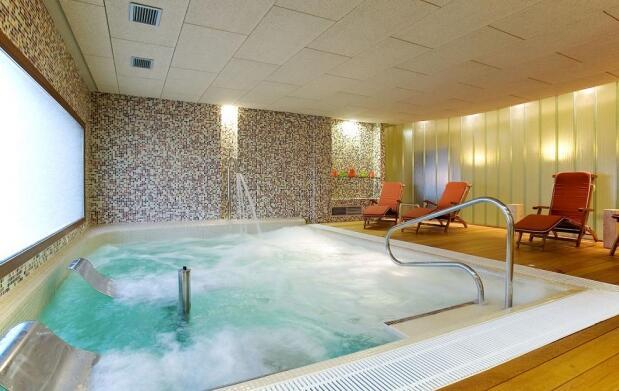Fin de semana en Lavida Vino-Spa Hotel