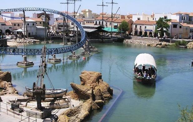 Port Aventura + 3 noches en Salou