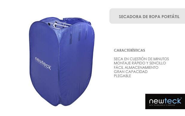 Secadora de ropa portátil por 19,99€