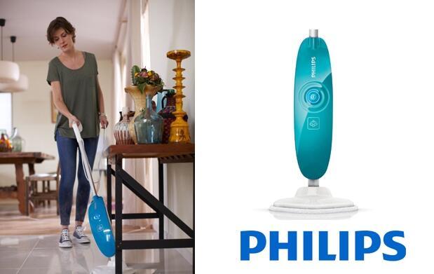 Vaporeta Vertical Philips + accesorios