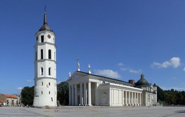 Vilnius: 3 noches + vuelo + hotel + tour
