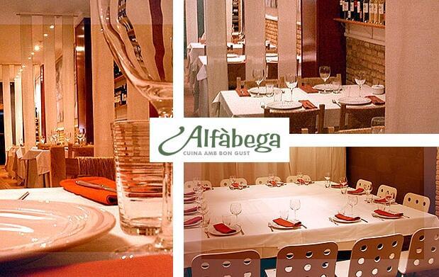 Menú valenciano para dos en Alfàbega
