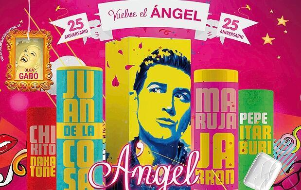 El genial humorista Angel Garó en esencia