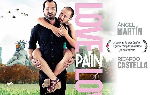 'Love Pain Love' en el teatro Flumen