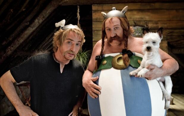 Entradas cine para  Astérix y Obélix