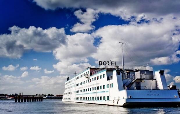 Amsterdam con 3 noches en hotel flotante