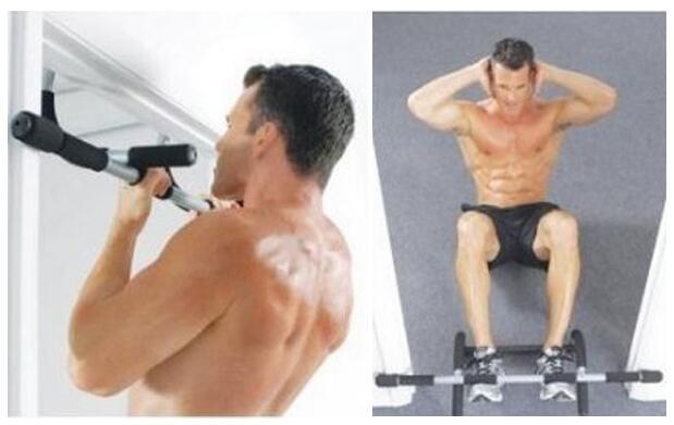 Barra de ejercicios Muscles Up!