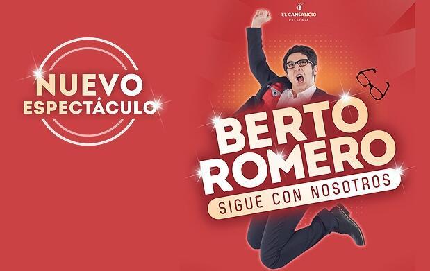 Berto Romero en La Rambleta