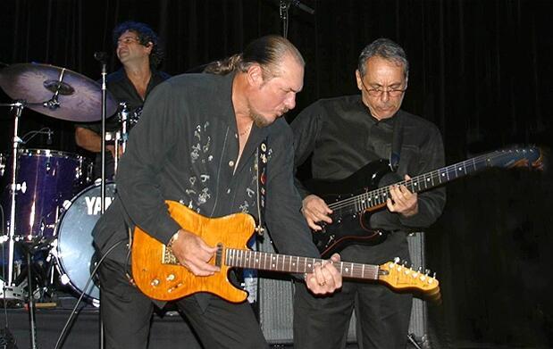 Concierto de la Blues Brothers Band