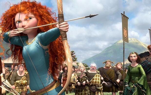Entrada de cine para Brave