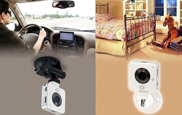 Cámara deportiva HD Wifi Conceptronic