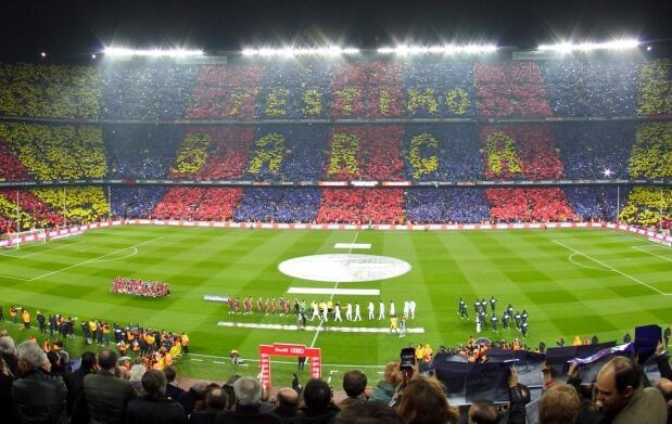 Entrada FC Barcelona y AS Roma + hotel 4*