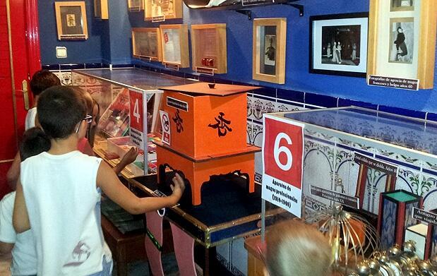 Visita la Casa Museo de la Magia
