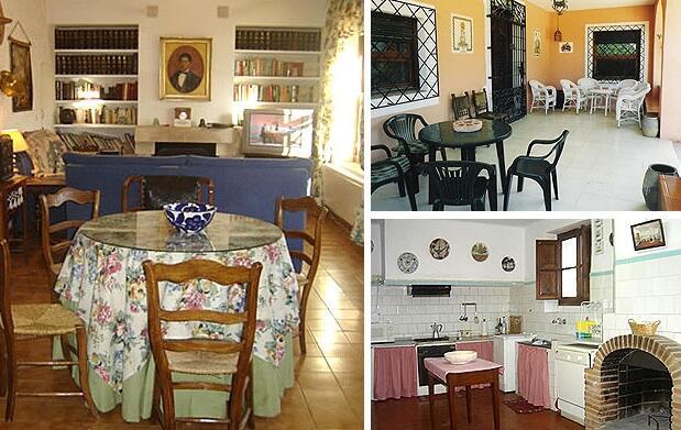 Casa rural en Agres para 12 personas