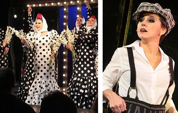El musical 'La Celia' en el teatro Talia