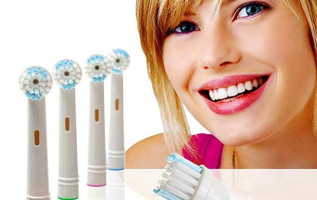 8 recambios para tu cepillo de dientes