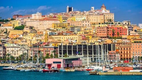 """Cerdeña, """"un paraíso en el Mediterráneo"""""""