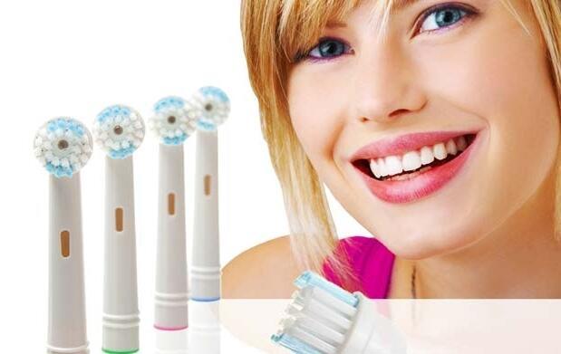 8 recambios compatibles con Oral B a 12€