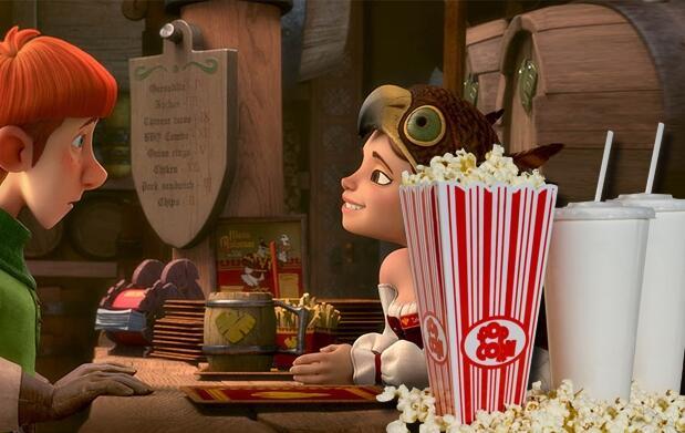 Pack de cine para dos en ABC El Saler