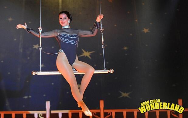 ¡Últimas entradas del Circo Wonderland!