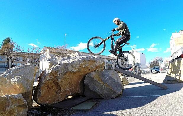 Curso de bicicleta de montaña en Kabra Bikes