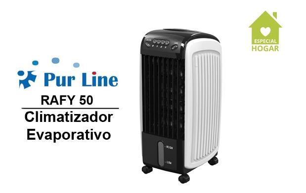 Climatizador Evaporativo Compacto Rafy 50