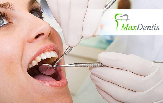 Revisión, limpieza bucal y empastes