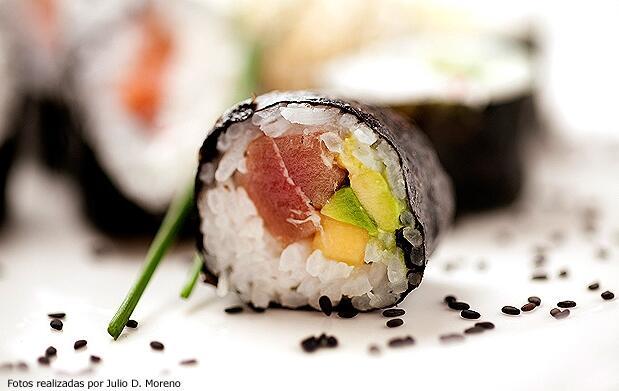 Taller de sushi y cocina japonesa